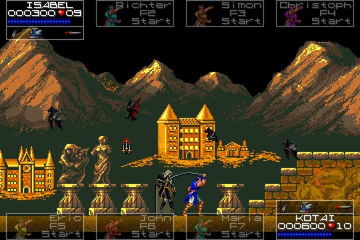 online castlevania games